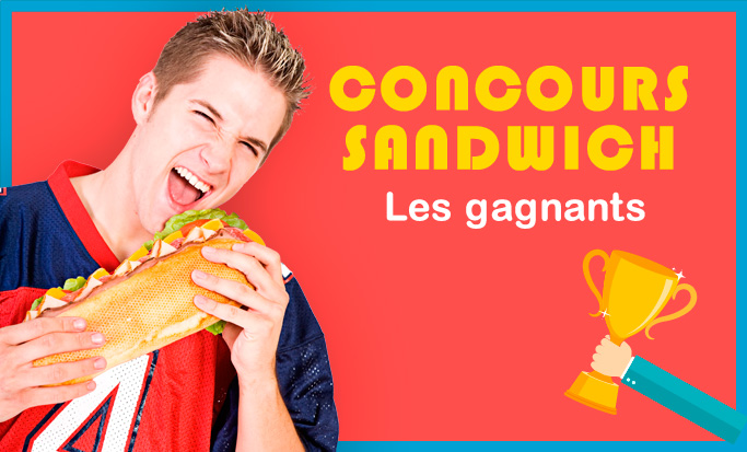 Concours sandwich